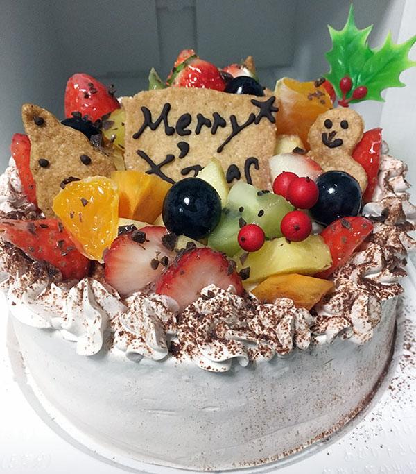 あかちゃんも安心して食べられるケーキ